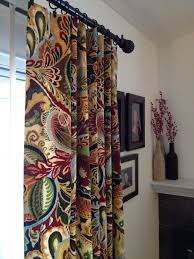 endearing multi colored curtains ds designs with 18 best curtains images on home decor paisley curtains