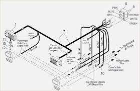 western plow wiring diagram inspirational snow way wiring schematic related post
