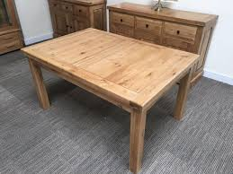 oak dining table. Oakita 5ft Oxford Dining Table Oak N