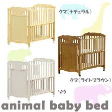 crib nordic wood guard rail high type baby fashion with storage mini bed children s stilt natural kids room baby for bed slatted animal baby natural wooden