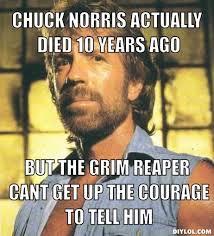 Chuckn Meme Generator - DIY LOL via Relatably.com