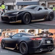 lexus lfa blacked out. cars on instagram u201cmatte black lexus lfa so sick blacked out c