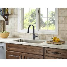 Bronze Kitchen Sink Faucets Tuscan Bronze Canton Pull Down Kitchen Faucet F 529 7cny