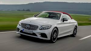 It combines dynamic proportions with reduced design lines and sculptural surfaces. 2021 Mercedes Benz C Class Cabriolet Review Top Gear