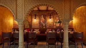 Indian Restaurant Design New Year New Menu Khyber Indian Restaurant In Dukes Dubai