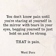 Every Pain Gives A Lesson Quotes Life Quotes Humor Adorable Pain And Life Quotes