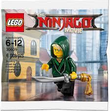 LEGO Ninjago The Ninjago Movie Lloyd Set 30609 Bagged - ToyWiz