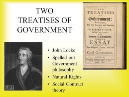 The Social Contract Theory Of John Locke Essay Coursework Example