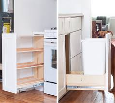 pantry cabinet slim pantry cabinet with how to diy space saving
