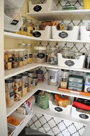 Kitchen Pantry Organization Top Organizing Blogger Home Tours Kitchen Pantry Organizing