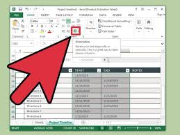Create Cash Flow Diagram Excel 3 Ways To Create A Timeline In Excel Wikihow St Drgedegilson