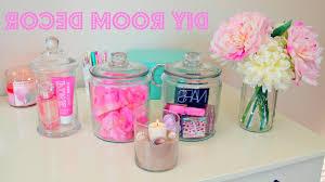 teens room diy glitter mason jars room decor youtube within