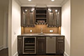 Luxury Style with Basement Wet Bar Design Denver Basement Ideas
