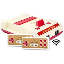 Купить <b>Игровая приставка Retro</b> Genesis 8 Bit Wireless белый в ...