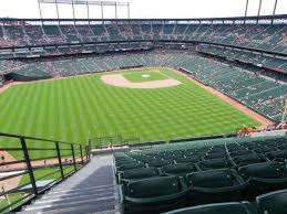 Baltimore Orioles Seating Chart Oriole Park At Camden Yards Section 388 Home Of Baltimore