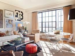 Mid Century Modern Living Room Traditional Meets Midcentury Modern Design Hgtv
