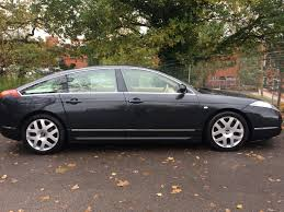 Used 2006 Citroen C6 Exclusive V6 HDi 5dr for sale in Bristol ...