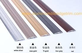 flooring threshold strips metal