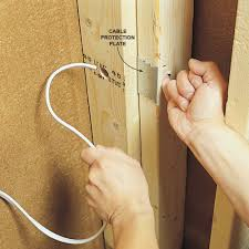 electrical rough in tips construction pro tips install plates before pulling wire electrical