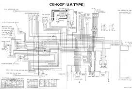 cb400f cb400f wiring diagram united kingdom models
