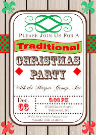 office holiday and christmas party invitations  christmas office party invitations