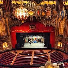 Fabulous Fox Theater Atlanta Seating Chart The Fabulous Fox Theater In Grand Center