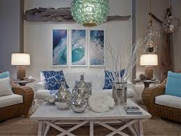 Living Room Beach Decor Coastal Home Decor Nautical Furniture Lighting Nautical