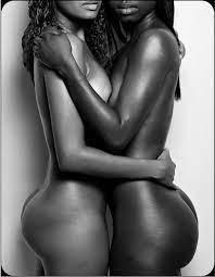 Black Threesome Two Girls
