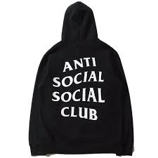 Anti Social Social Club Hoodie Size Chart Hoodie Anti Social Social Club Usa Sizes Bigger Then Our Other Products