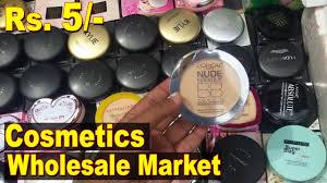 cosmetics beauty s whole market crawford market mumbai go s
