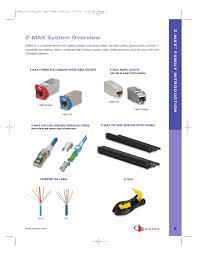 siemon z max catalog siemon com 5