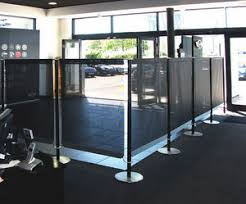 office separator. Floor-mounted Office Divider / Fabric Modular Separator