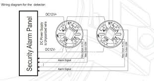 4 wire conventional smoke detector with relay output 12v 24v smoke smoke detector with relay base at Conventional Smoke Detector Wiring Diagram
