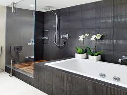 Marble Flooring Bathroom Bathroom Floor Tile Design Ideas Grey Polished Marble Flooring One