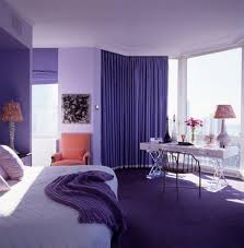 Purple Paint For Bedrooms Bed Rooms With Purple Colours Bedroom Color Xmito Image Of Home