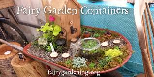 fairy garden containers. Lynden Plant and Art Show