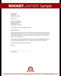 Credit Card Cancellation Letter - Request To Cancel A Credit Card ...