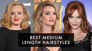 Best Medium Length Hairstyle best medium length hairstyles medium hairstyles for women 3283 by stevesalt.us