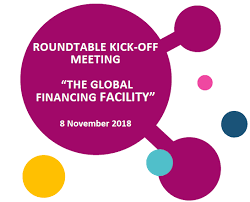 on 8 november 2018 share net international organised the roundtable kick off meeting about the global financing facility gff hosted by cordaid in the