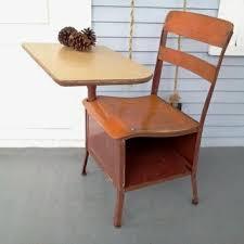 wooden school desk and chair. Industrial, Childrens School House Desk, Vintage, Metal \u0026 Wood Desk And Chair Wooden S