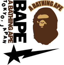 A Bathing Ape Logo Vector (.EPS) Free Download