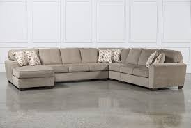 Living Room Chaises Shop Sectional Sofas Leather Sectionals Living Spaces