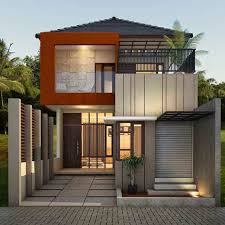 Luxury home design minimalist latest 2nd floor