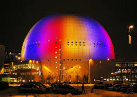Stockholm Globe Arena Seating Chart The Largest Hemispherical Building In The World The