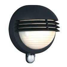 outdoor sensor lights outdoor wall lighting sensor photo 2 outdoor solar sensor lights bunnings