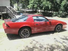 Georgia 1990 chevy camaro rs $1500 sold - Third Generation F-Body ...