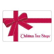 gift card to christmas tree shops andthat