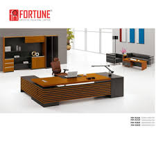 high office desk. High End CEO Office Desk / Class Executive Table With Chair (FOHS-A3276 N