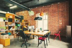 creating office space. Colorful-office-space Creating Office Space