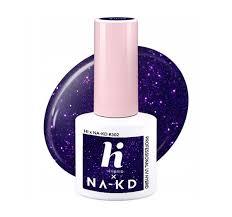 hi hybrid гибридный лак #302 shiny violet 5мл – ezebra.com.ua